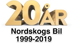 20 år jubileum